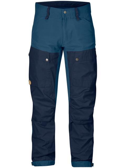 Fjällräven Keb Regular Trousers Men dark navy